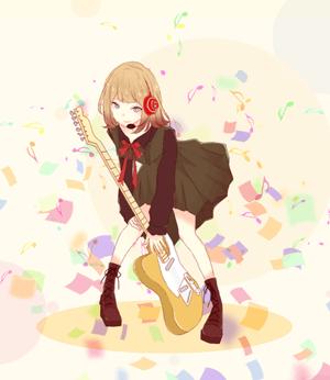 ロック×アイドル