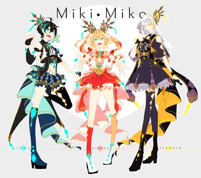 Miki◆Miko